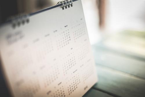 Calendar Pest Control
